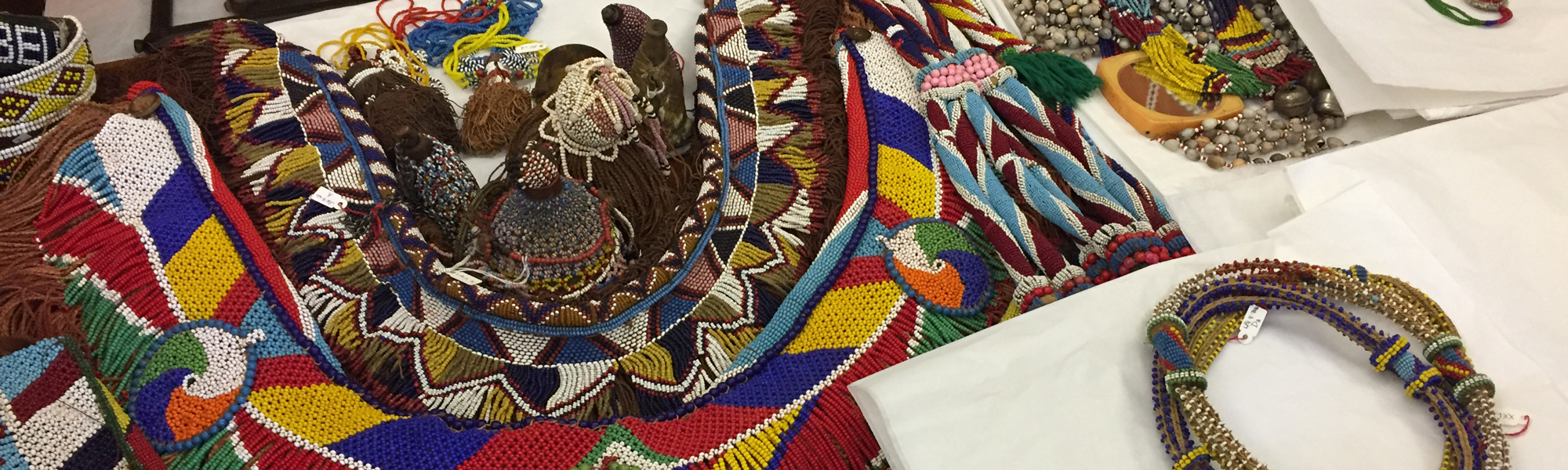 Beadwork from South Africa