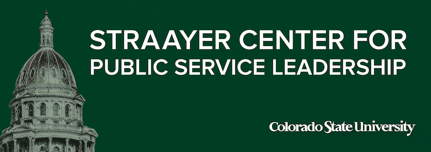 Straayer Center banner