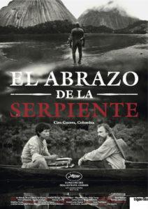 Cover of El Abrazo de la Serpiente