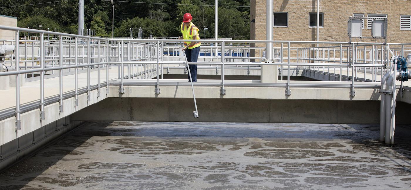 Testing Flint water