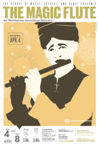 The Magic Flute promo poster