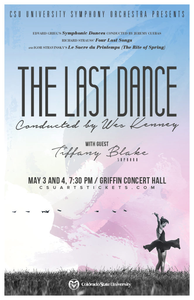 concert promotional poster