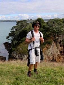 Carolan hiking