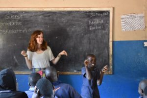 Rachel Melton Teaching