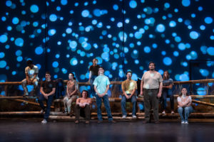 A scene from The Laramie Project at CSU.