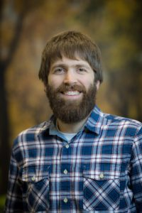 Assistant Professor Ryan Scott, environmental policy and public policy concentration