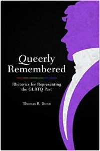 Queerly Remembered book cover