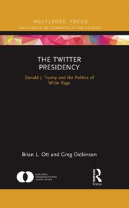The Twitter Presidency Book Cover