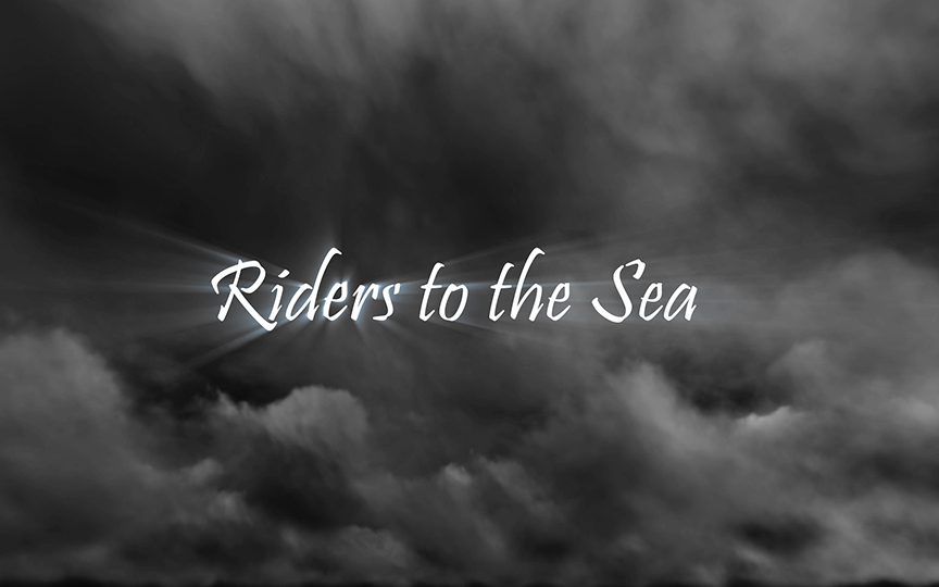Riders to the Sea title screen