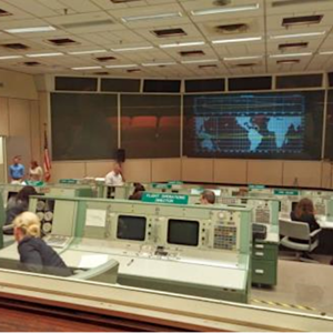 Mission control center in 2014