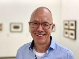 Portrait of Tom Lundberg