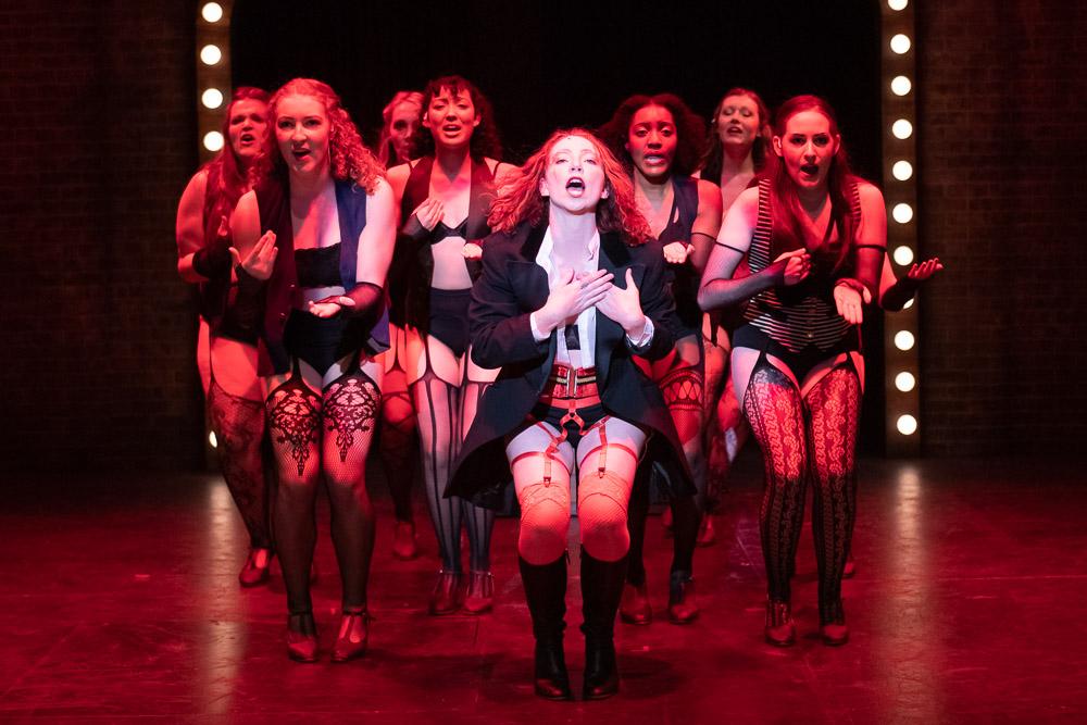 Scene from Cabaret