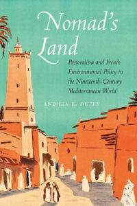 "Cover of the book ""Nomad's Land"""
