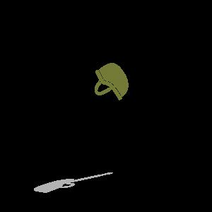 Charlie Mike writing workshop logo