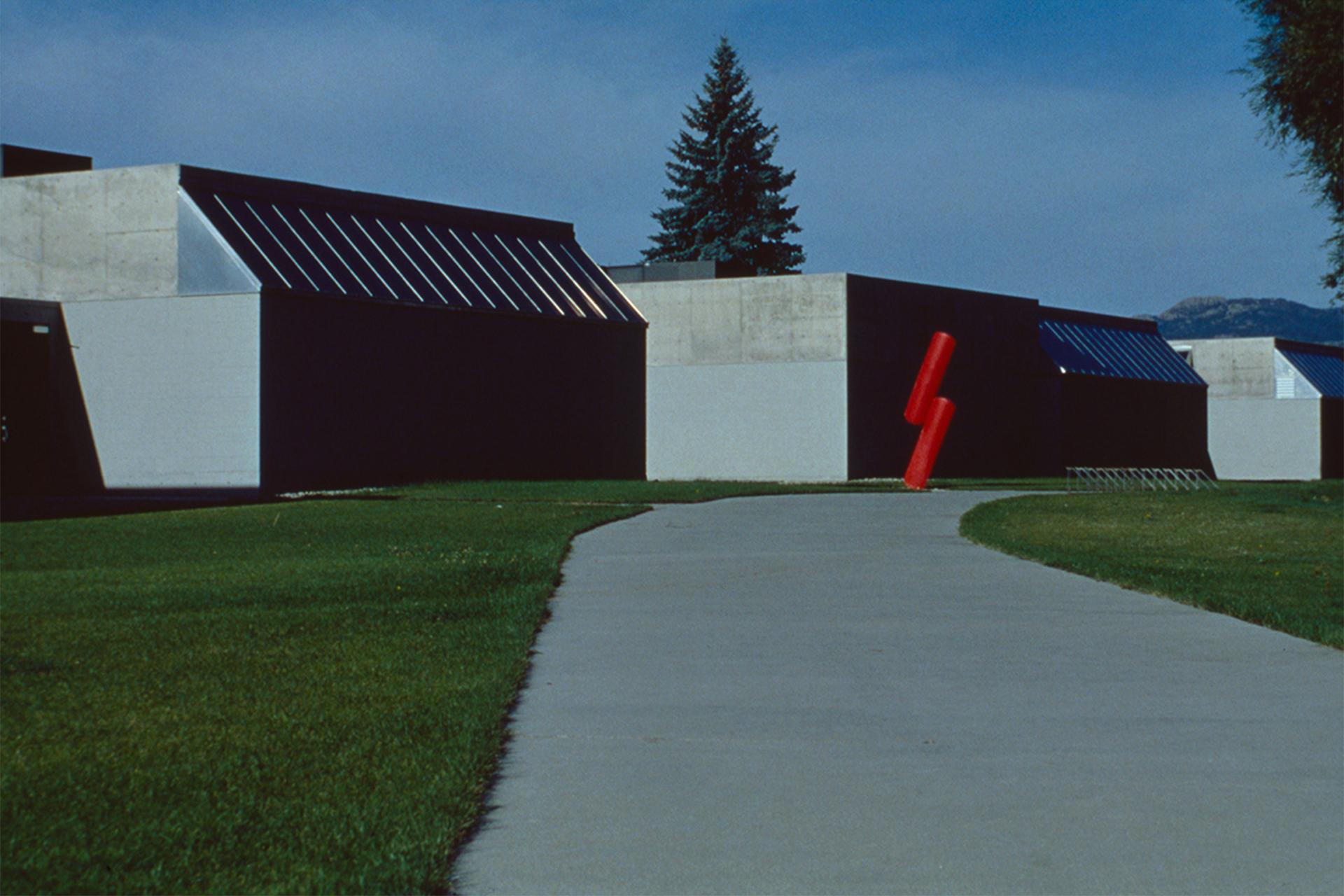 CSU Visual Arts Building