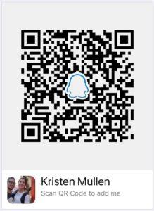 Kristen Mullen's QR code