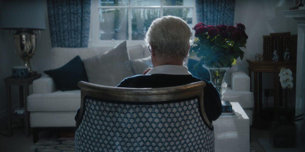 Scene from documentary thriller, Influence