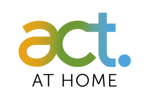 ACT At Home logo
