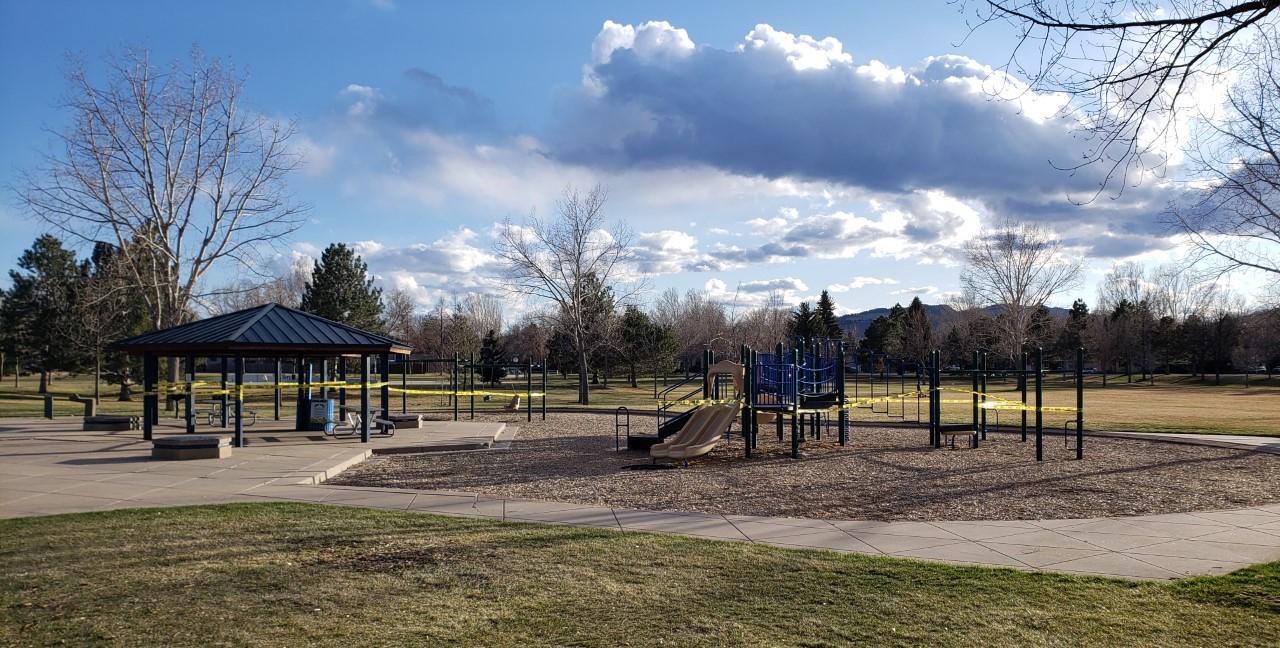 Rossborough Park playground