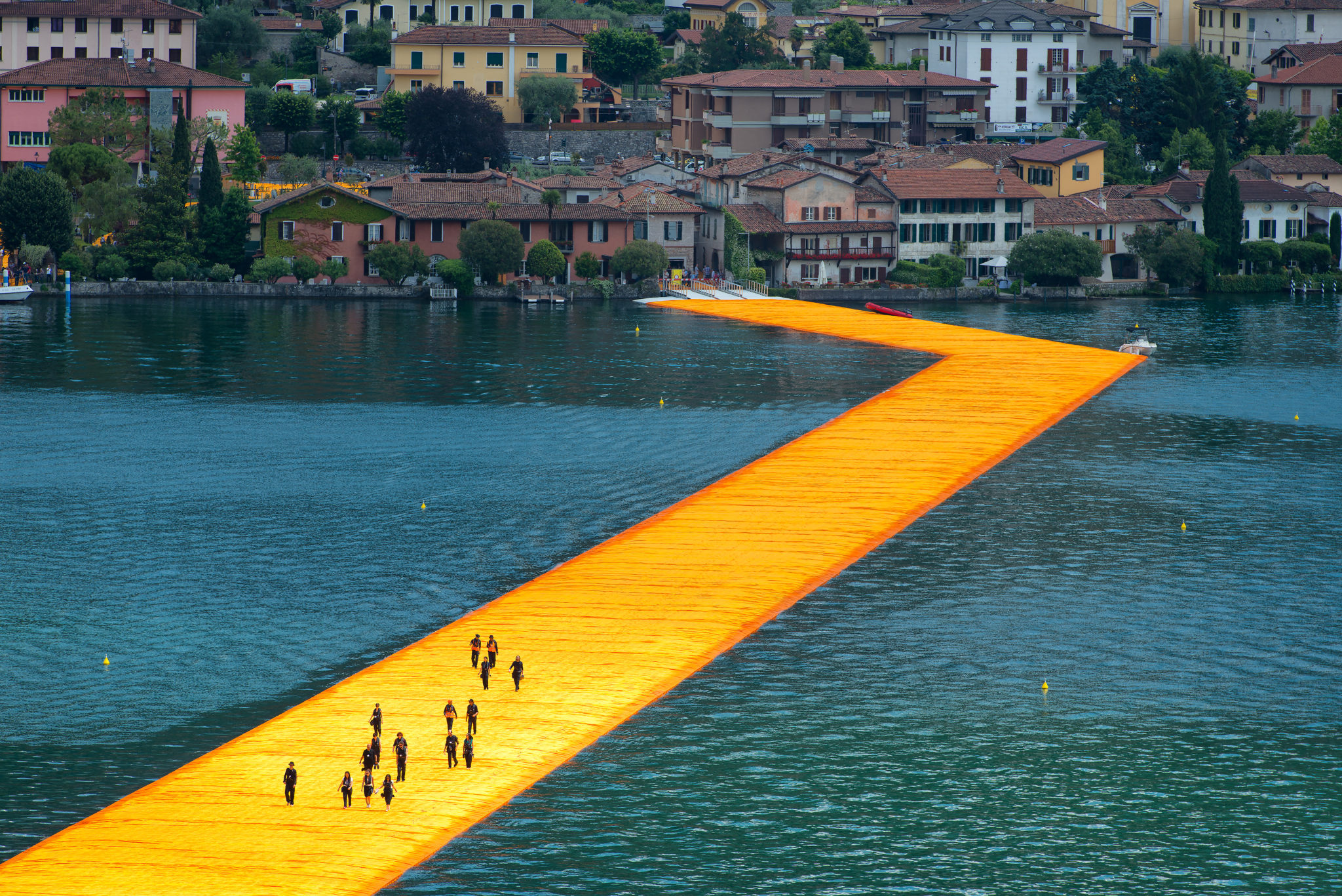 """""""The Floating Piers"""""""