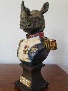 The rhino trophy