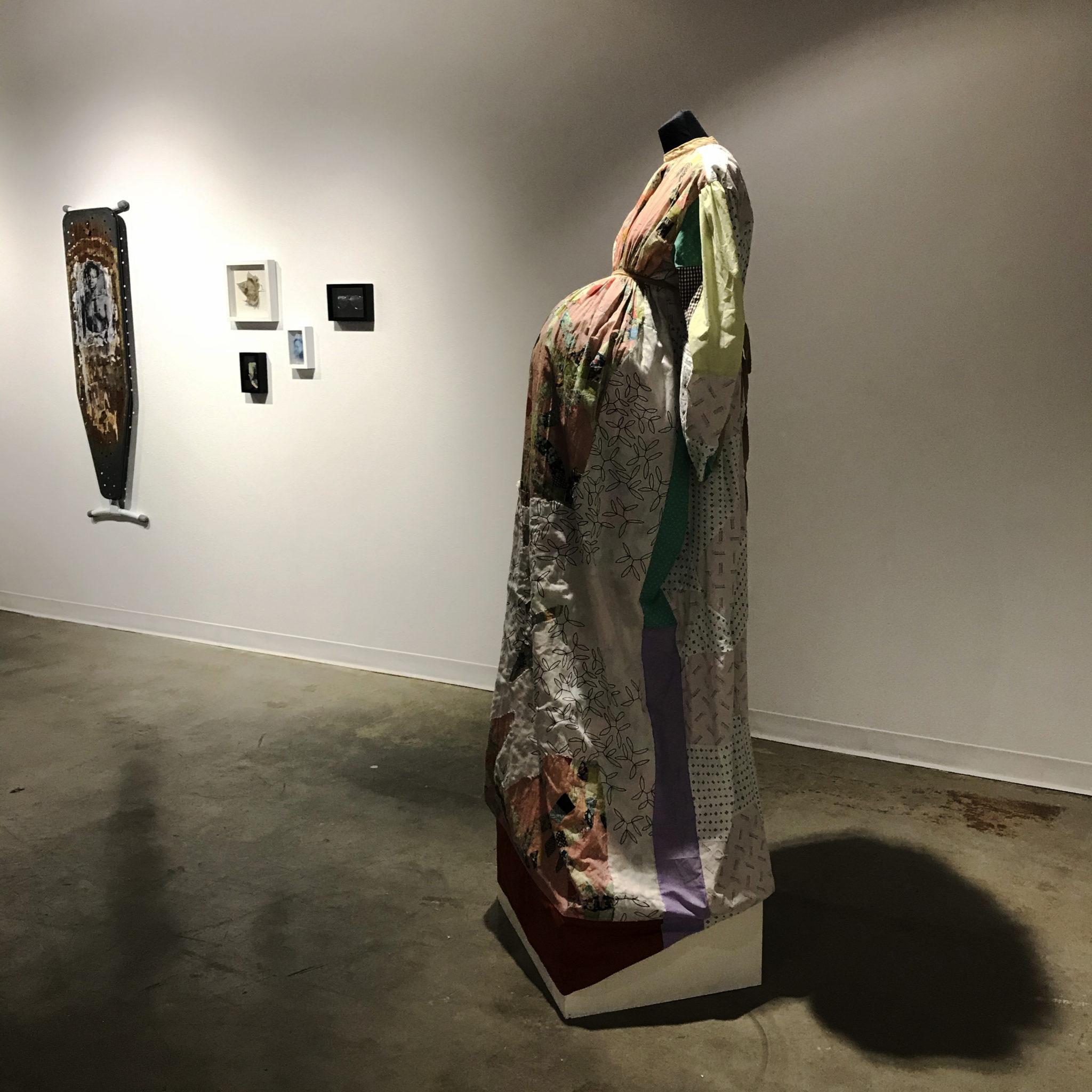 Art in exhibit