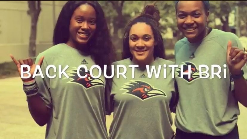 Screenshot of students athletes