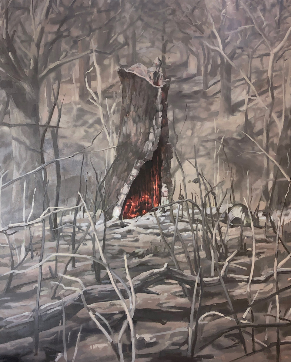 """Fogata,"" by Erika Osborne"