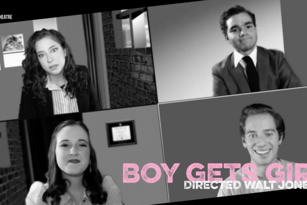 Promotional material for Boy Gets Girl