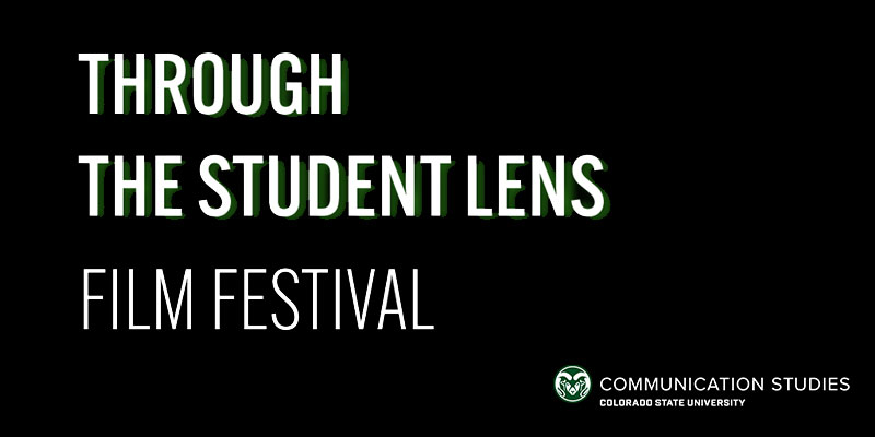 Through the Student Lens logo